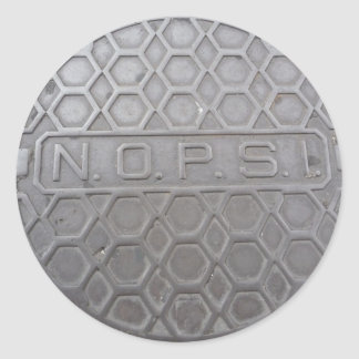 New Orleans Public Service Inc. (NOPSI) Stickers