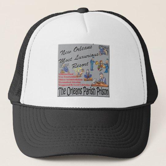 New Orleans Resort.png Trucker Hat