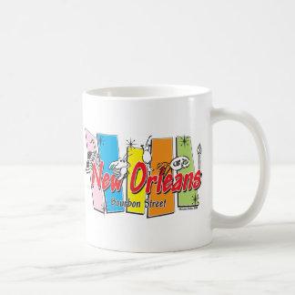 New-Orleans-Retro Coffee Mug