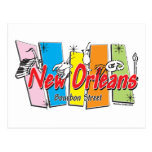 New-Orleans-Retro Postcard