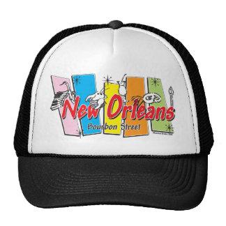New-Orleans-Retro Trucker Hat