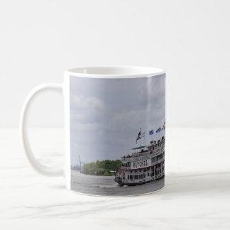 New Orleans River Boat Mug