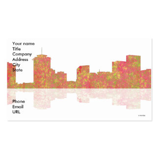 NEW ORLEANS Skyline, Business Cards