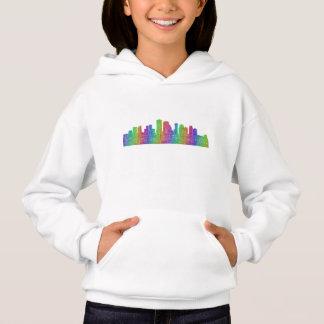 New Orleans skyline Hoodie