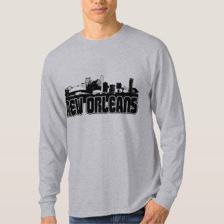 New Orleans Skyline T Shirt