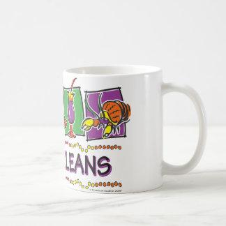 NEW-ORLEANS-SQUARES-eps copy Coffee Mug