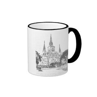 New Orleans ~ St. Louis Cathedral Ringer Mug