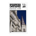 New Orleans - St. Louis Cathedral Stamp