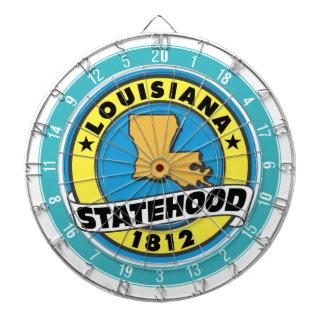New Orleans Statehood Dart Board