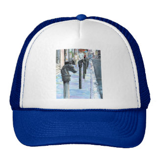 New Orleans Street Cap Trucker Hat