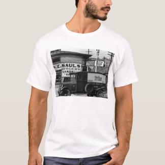 New Orleans street corner  Louisiana T-Shirt