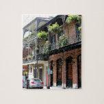 """New Orleans Street Scene Jigsaw Puzzle<br><div class=""""desc"""">Puzzle</div>"""