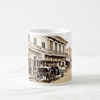 New Orleans street scene - mug
