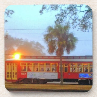 New Orleans Streetcar Coasters