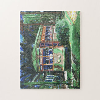 New Orleans Streetcar Jig Saw Puzzle