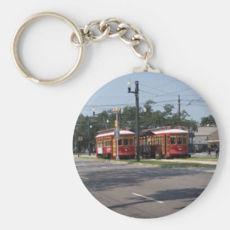 New Orleans Streetcar Keychain