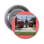 New Orleans Streetcar Pinback Button