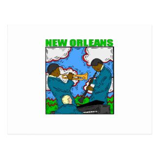 New Orleans Tarjeta Postal