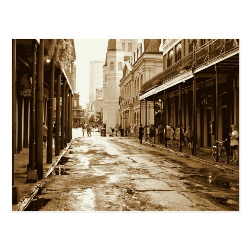 New Orleans: The French Quarter Postcards