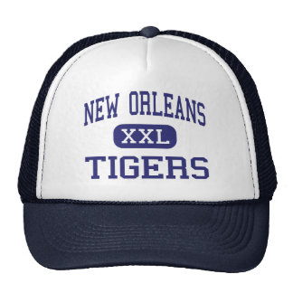 New Orleans Tigers Charter New Orleans Hat