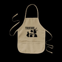 New Orleans Treme, Band aprons