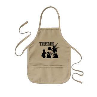New Orleans Treme, Band Kids' Apron