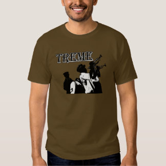 New Orleans, Treme T-shirt