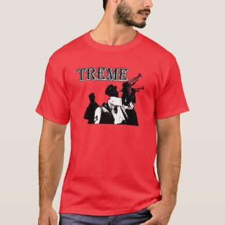 New Orleans, Treme T-Shirt