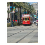 New Orleans Trolly Posters
