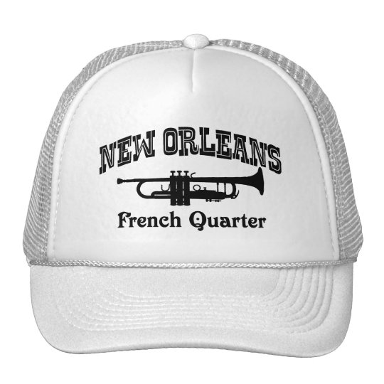 New Orleans Trucker Hat