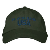 New Orleans USA Cap