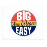New Orleans Vintage Label Post Card