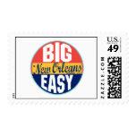 New Orleans Vintage Label Postage Stamps
