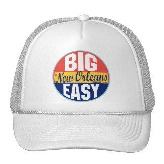 New Orleans Vintage Label Trucker Hat