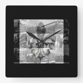 New Orleans [Wall Clock]