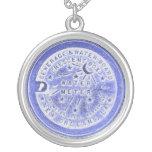 New Orleans Water Meter Blue Custom Jewelry