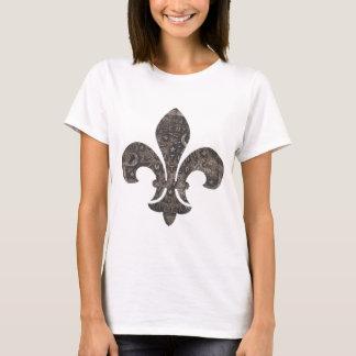 New Orleans Water Meter Lid Fleur De Lid T-Shirt