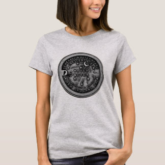 New Orleans Water Meter Lid Shirt