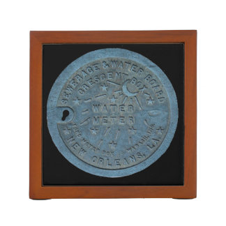 New Orleans Water Meter photo Pencil Holder