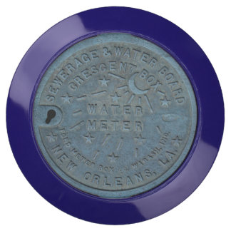 New Orleans Water Meter photo USB Charging Station