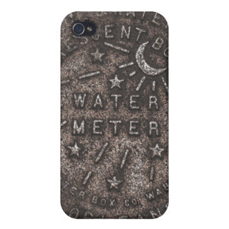New Orleans Water Meter Wall Art iPhone 4/4S Case