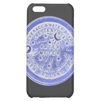 New Orleans Water Meter Wall Art Cover For iPhone 5C
