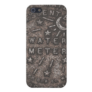 New Orleans Water Meter Wall Art iPhone 5 Cover