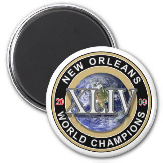 NEW ORLEANS - World Champions 2009 Magnet