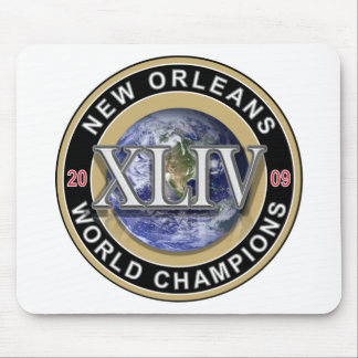 NEW ORLEANS - World Champions 2009 Mouse Pad