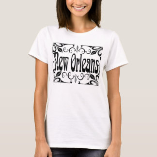 New Orleans Wrought Iron T-Shirt