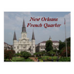 New Orleasn French Quarter Post Cards