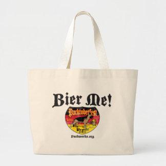 New Packtoberfest 2011 Large Tote Bag