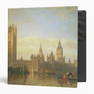 New Palace of Westminster from the River Thames Binder