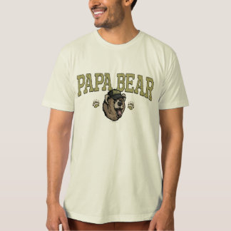 New Papa Bear Father's Day Gear T-Shirt